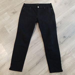 White House Black Market Skimmer jeans 12